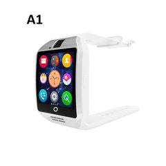 Buy Android Smart Watch W/Camera Bluetooth Sim TF Card Slot - Image 1 - Elephagiantmart.com