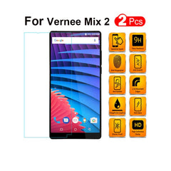 Buy Screen Protector Tempered Glass For Vernee Mix 2 - Image 1 - Elephagiantmart.com