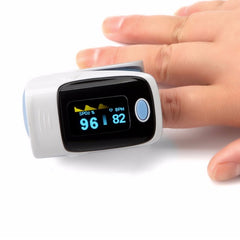 Automatic Wrist Blood Pressure, Heart Beat, Pulse Rate & Oxygen Monitor