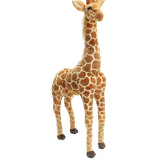 100cm Big Plush Giraffe Toy Doll Giant Large Stuffed Animals Soft Doll kids Gifts