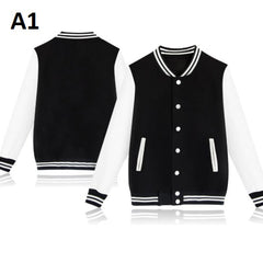 Mandarin Collar Patchwork Pattern Standard Thickness Women Jacket.