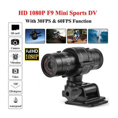 Full HD 1080p Bicycle Motorcycle Sports Action Camera Camcorder Video Recorder