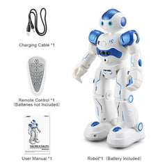 JJRC R2 Cady USB Charging Dancing Gesture Control Robot Toy For Kids Children