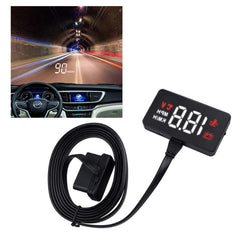 Overspeed Warning System Projector Windshield Car HUD Display