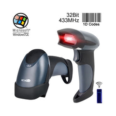 USB Interface Wireless Barcode Scanner Reader Handheld 32 Bit