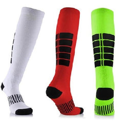 Antifatigue Unisex Compression Socks Medical Varicose Veins, Pains, Leg Relief High Knee Stockings