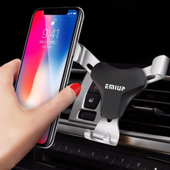 Stylish Car Phone Holder Universal  Mount Clip Cell Holder For Phone In Car