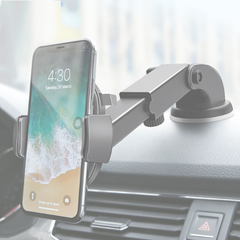 Windshield Car Mount Phone Stand Car Holder Multi Phone Useable