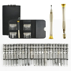 Screw Driver Set 25 in 1 Repair Tool For iPhone, Tablet & Computer Laptop