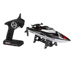 45Km/h 2.4G 3CH RC Sports Boat With Brushless Motor Water Cooling System Flipped RTR.