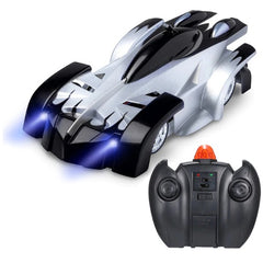 Ceiling Glass Climbing RC Car Remote Control Toy Gift For Children Kids.