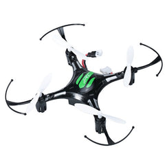 RC Simulators Headless Mode 6 Axis Gyro 2.4GHz 4CH RC Quadcopter with 360 Degree Rollover Function Remote Control Toy.