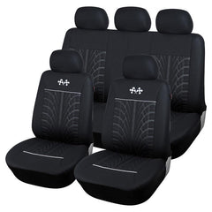 Universal Embroidery Car Seat Cover - Design A1