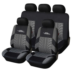 Universal Embroidery Car Seat Cover - Design A2