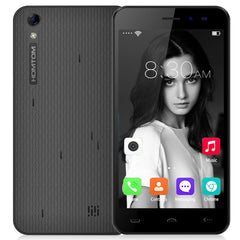8GB Dual Sim Homtom Quad Core 5-Inch 1280*720 HD Screen Android 6.0