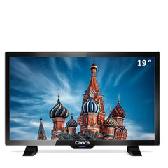 Canca 19-Inches TV Full HD HDMI/USB/AV/RF/VGA Multi-Interface Monitor