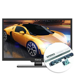 Canca 22-Inches TV Full HD HDMI/USB/AV/RF/VGA Multi-Interface Monitor