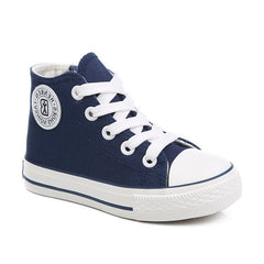 Canvas Upper Material, Rubber Insole & Outsole Kids Shoes For Boys - A2