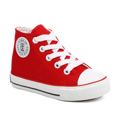 Canvas Upper Material, Rubber Insole & Outsole Kids Shoes For Boys - A3
