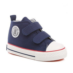 Canvas Upper Material, Rubber Insole & Outsole Kids Shoes For Boys - A6