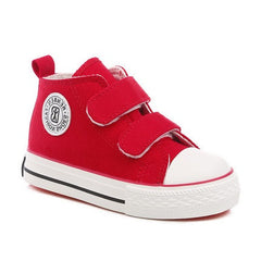 Canvas Upper Material, Rubber Insole & Outsole Kids Shoes For Boys - A7