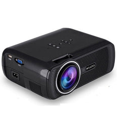 Portable Mini full HD 1080P TV LED 3D Android 6.0 Wifi Smart Home Theater Projector