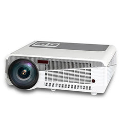 3000 Lumens Support 1280*800P Portable Analog TV LED Projector For Home Theater