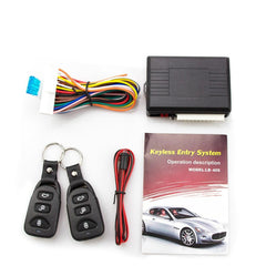 Universal Car Alarm Systems Auto Remote Central Kit Door Lock