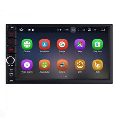 Android 7.11 Universal 2din Car GPS Navigation 2GB RAM DVD Player