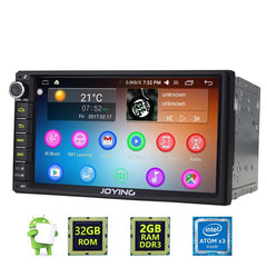 2GB RAM 32G ROM 2Din HD 7-Inch Android 6.0 Universal Car Radio Player