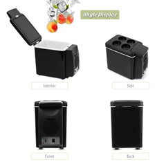 Automobile Portable Car Refrigerator - BRMCF008