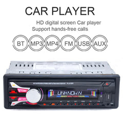 Car 1-Din Stereo FM USB/SD AUX Audio MP3 Player In Dash