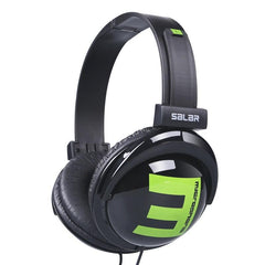 3.5mm Wired Gaming Headphones Adjustable Foldable Headset