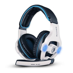 Gaming Headset 7.1 Surround Sound Channel USB Wired Headphone With Mic