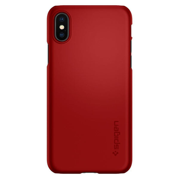 premium selection ba2db 512d0 Spigen Thin Fit Case for iPhone X