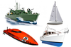 All RC Boats