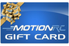Motion RC Gift Cards
