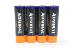 Admiral 1.2V 2600mAh NiMH AA Rechargeable Batteries (4 Pack) ADM6025-001