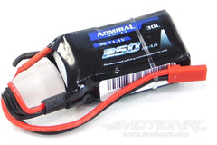 Admiral 250mAh 3S 11.1V 30C LiPo Battery with JST Connector EPR02503