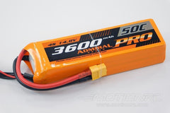 Admiral Pro 3600mAh 4S 14.8V 50C LiPo Battery with XT60 Connector EPR36004PROX6