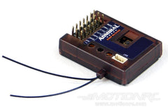 Admiral RX600 6-Channel DSMX Compatible Receiver with Diversity Antenna ADMR01