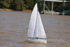 "Bancroft Sportsail 550mm (22"") Sailboat - RTR BNC1014-002"