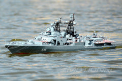 "Bancroft Udaloy 1/100 Scale 1650mm (64.9"") Russian Navy Missile Cruiser - RTR BNC1020-001"