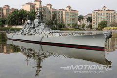 "Bancroft USS Missouri 1/200 Scale 1350mm (53"") USA Battleship - RTR BNC1000-003"