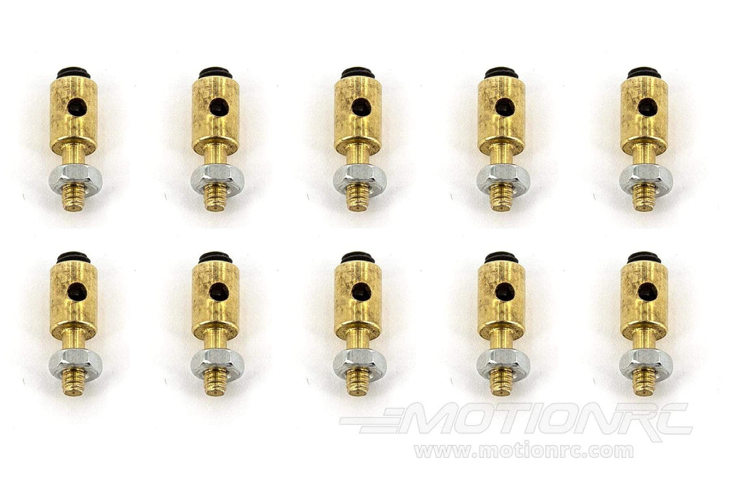 BenchCraft 1.6mm Link Stops (10 Pack) BCT5060-002