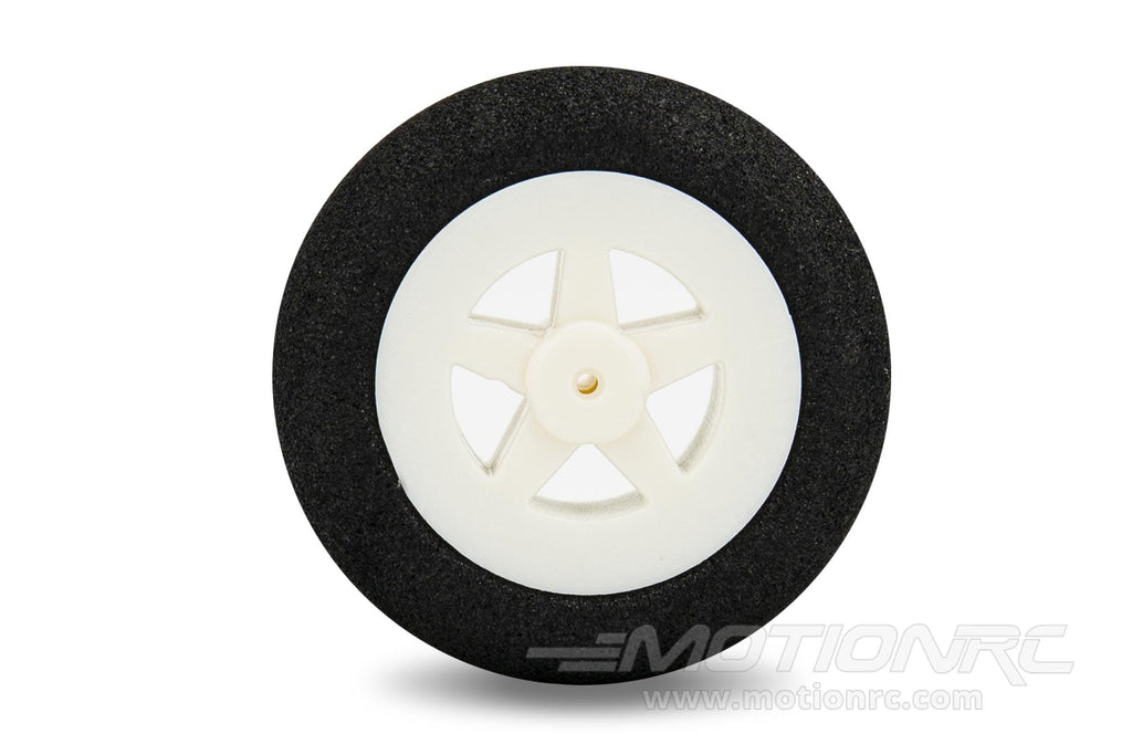 "BenchCraft 30mm (1.2"") x 11mm Ultra Lightweight EVA Foam Wheel for 1mm Axle BCT5016-020"