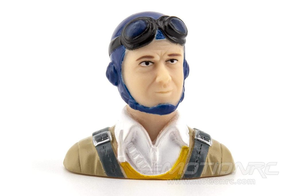 "BenchCraft 43mm (1.7"") Civil Pilot Figure - Blue BCT5032-012"