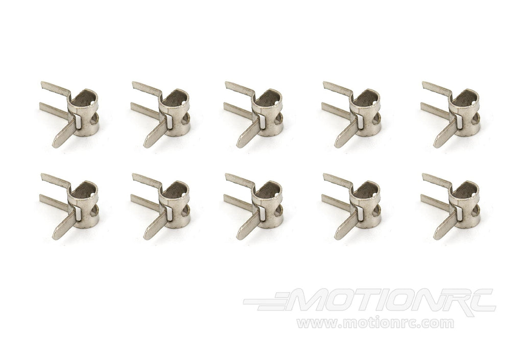 BenchCraft 4mm Metal Fuel Line Clips (10 Pack) BCT5031-029