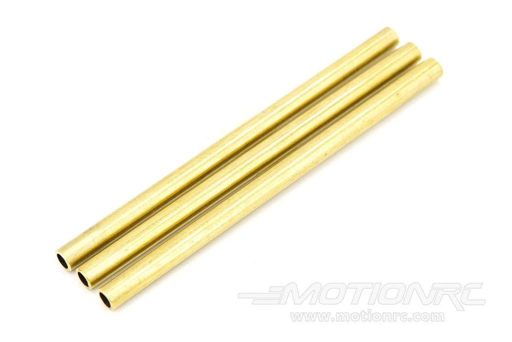 BenchCraft 4mm × 50/60/70mm Copper Fuel Tube (3 Pack) BCT5031-003