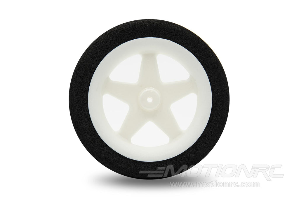 "BenchCraft 60mm (2.4"") x 10mm Micro Sport EVA Foam Wheel for 2mm Axle BCT5016-051"